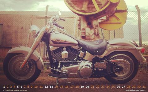 Calendário 2013 janeiro (Custom)