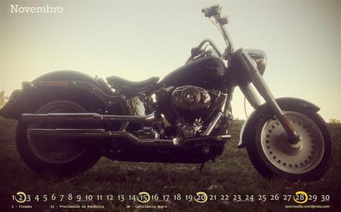 Calendário 2013 novembro (Custom)